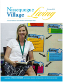 Harbor Fifth Grade Teacher Lynn Schneider featured in Nissequogue Village Living magazine!