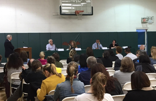 Nearly 150 People Attend Harbor Country Day School's  Community Forum About Stress and Anxiety