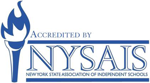 Accredited by NYSAIS